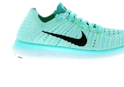 Nike schoenen free flyknit