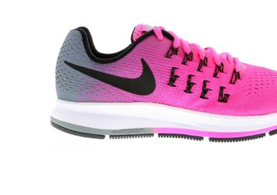 Nike Zoom pegasus schoenen roze